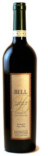 Bell Wine Cellars Cabernet Sauvignon Clone 6 2013 750ml